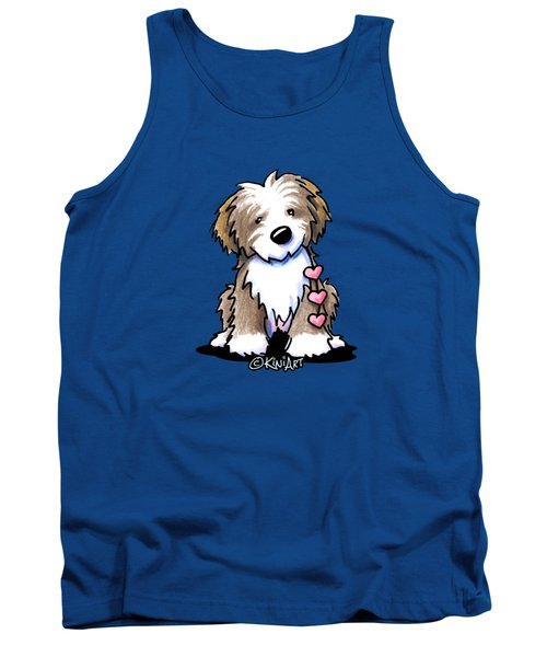 Havanese Heartstrings Tank Top