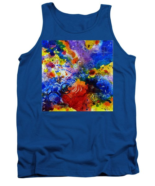 Head Over Feet Tank Top