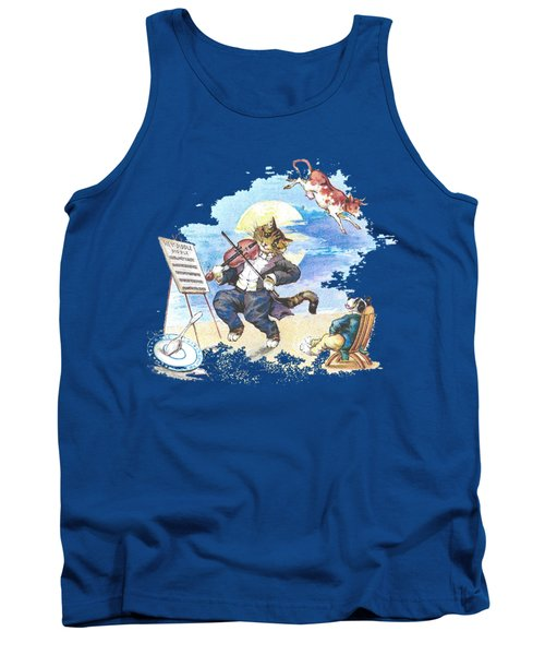 Hi Diddle Diddle T-shirt Tank Top