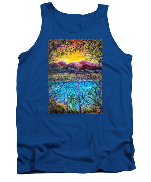 Hidden Lake Tank Top