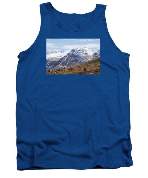 High Country In Fall Tank Top by Michele Cornelius