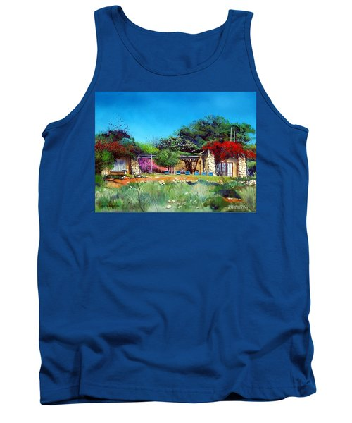 Highveld House Tank Top