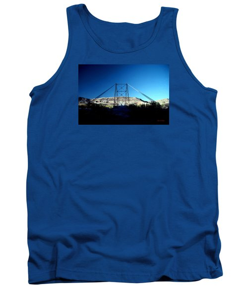 Historic Dewey Bridge Tank Top