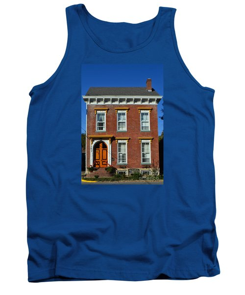 Historic Madison Row House Tank Top