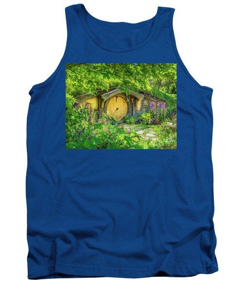 Hobbit Cottage Tank Top