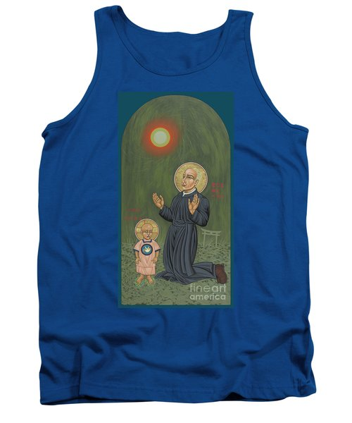 Holy Father Pedro Arrupe, Sj In Hiroshima With The Christ Child 293 Tank Top