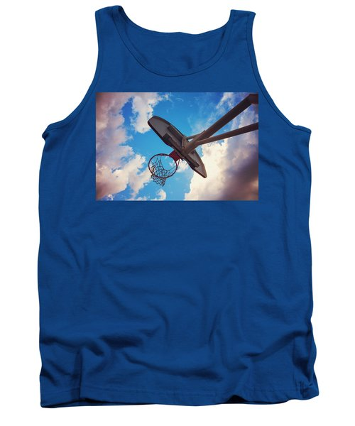 Hoop And Sky Tank Top