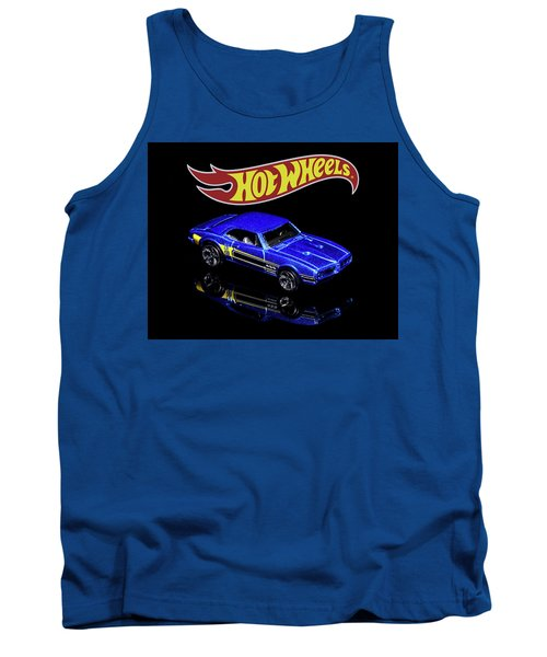 Hot Wheels '67 Pontiac Firebird 400-2 Tank Top