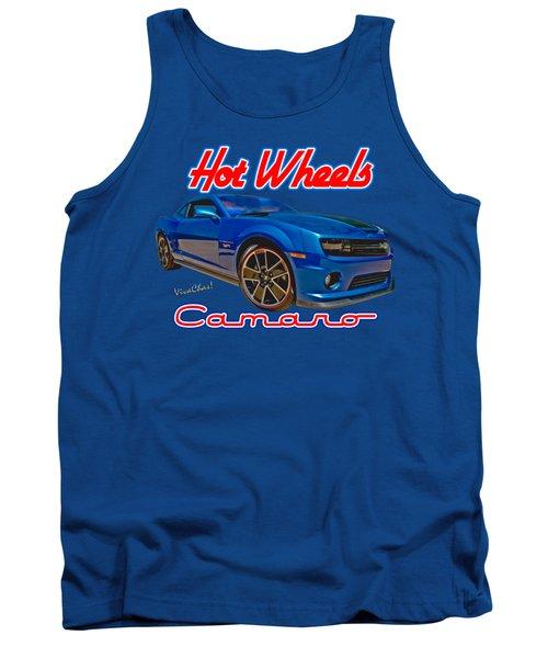Hot Wheels Camaro Tank Top
