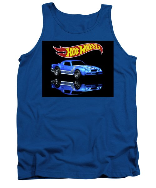 Hot Wheels Gm Camaro Z28 Tank Top