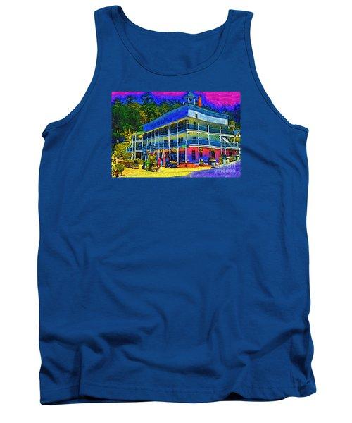 Hotel De Haro Tank Top