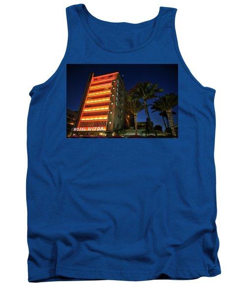 Hotel Victor South Beach Tank Top
