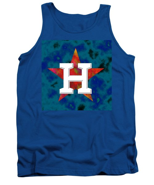 Houston Astros Logo Tank Top