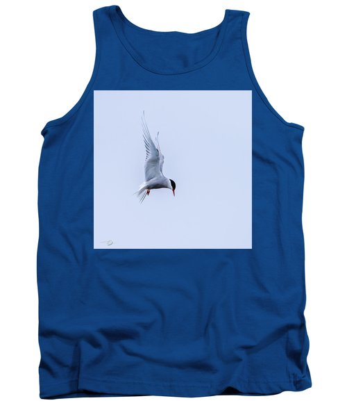 Hovering Arctic Tern Tank Top