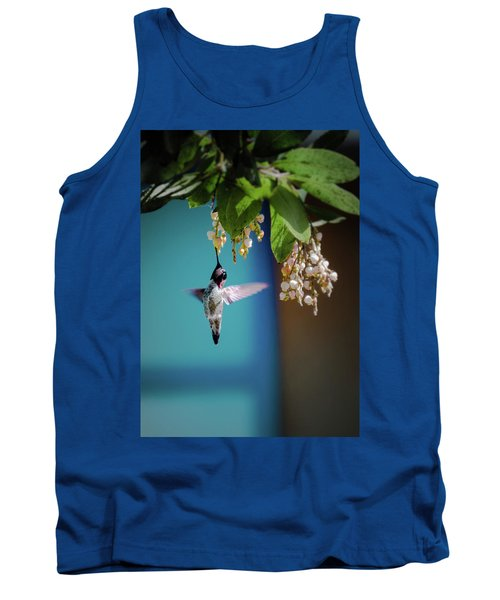 Hummingbird Moment Tank Top