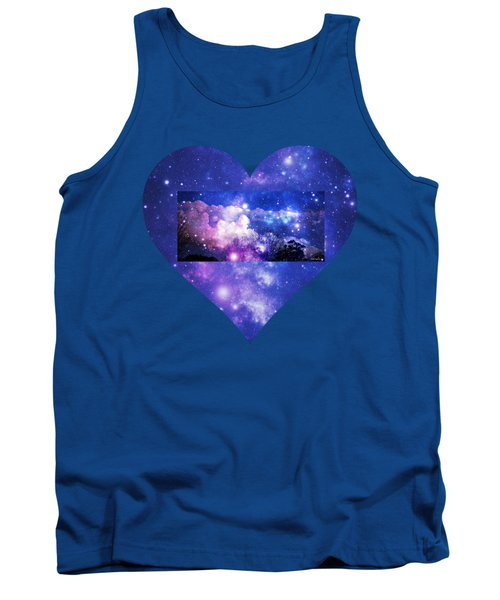 I Love The Night Sky Tank Top