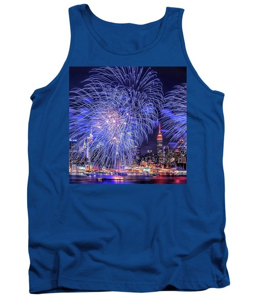 I Love This City Tank Top