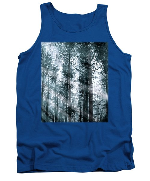 I Talk To The Trees Tank Top