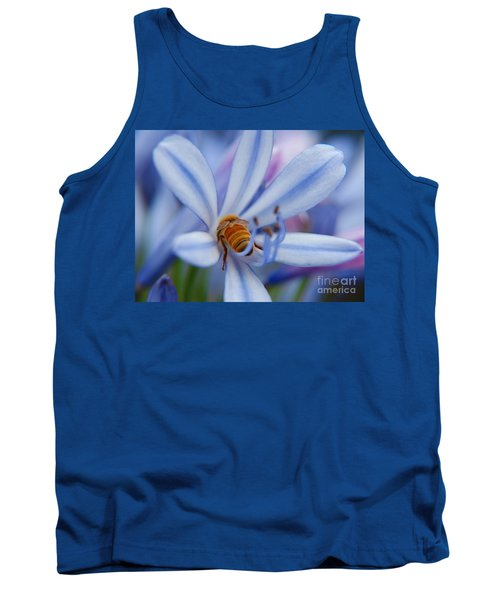 Tank Top featuring the photograph I Want More by Trena Mara