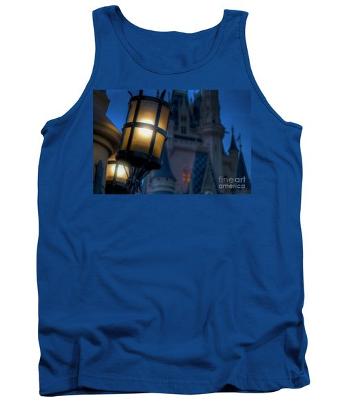 I Will Leave The Light On Tank Top