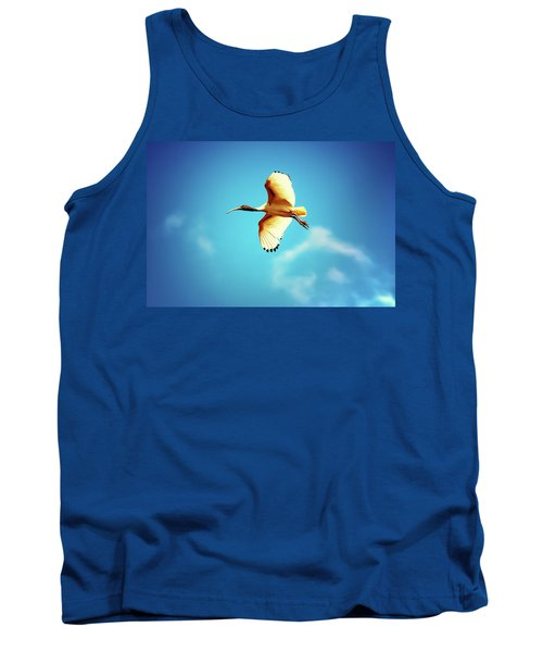 Ibis Of Light Tank Top