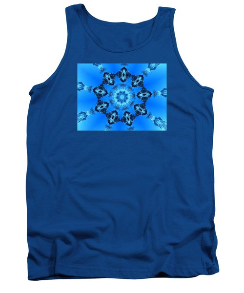 Ice Cristals Tank Top