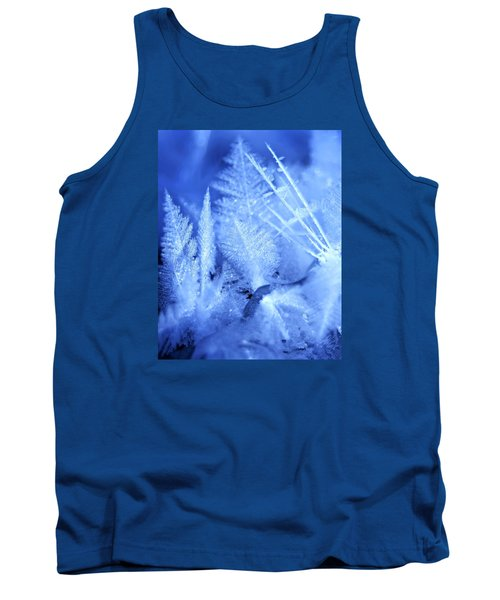Ice Crystals Tank Top