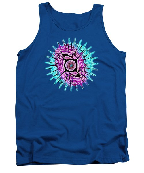 Ice Dragon Eye Tank Top