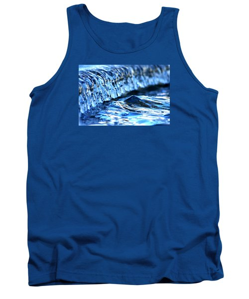 Ice Formation 08 Tank Top