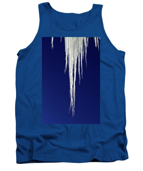 Icicles Tank Top
