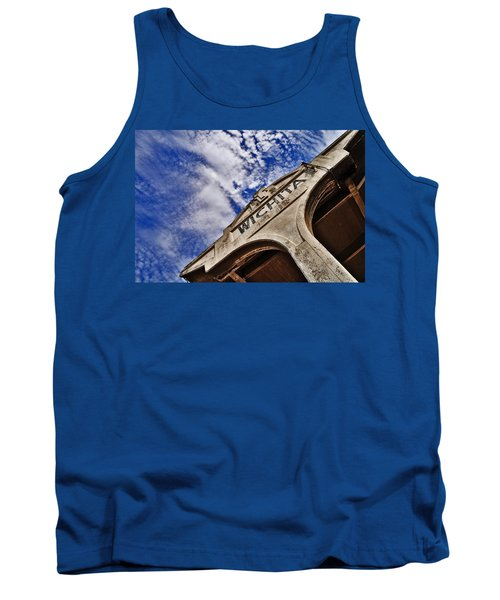 Ict Tank Top by Brian Duram