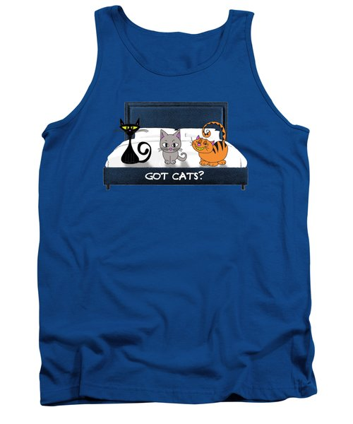 If You Have Cats Tank Top