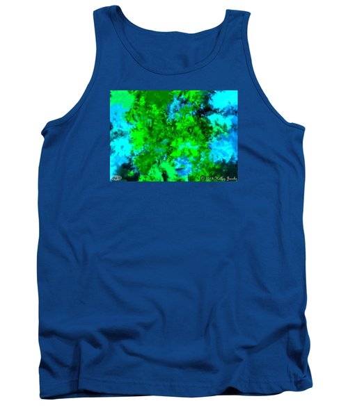 I'm Yours Tank Top by Holley Jacobs