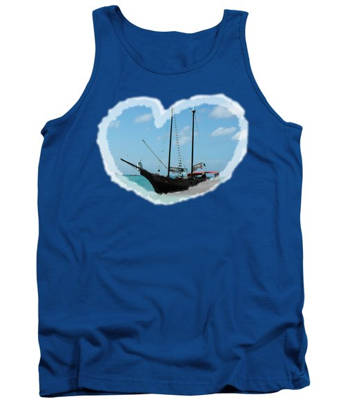 In My Heart Tank Top by David and Lynn Keller