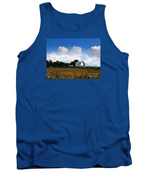 In The Clouds Tank Top
