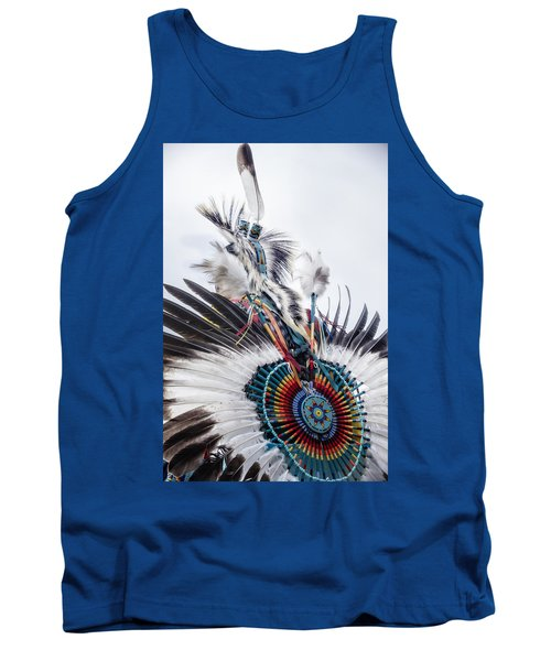 Indian Feathers Tank Top