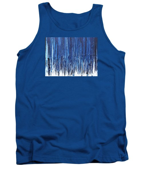 Indigo Soul Tank Top by Ralph White