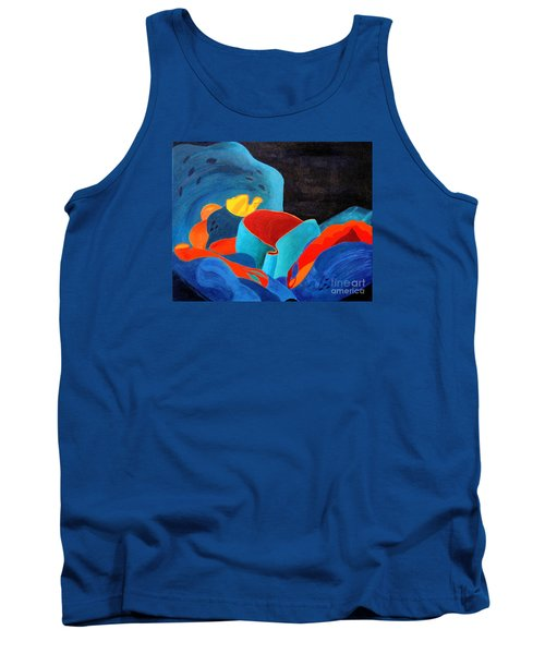 Inorganic Incandescence Tank Top