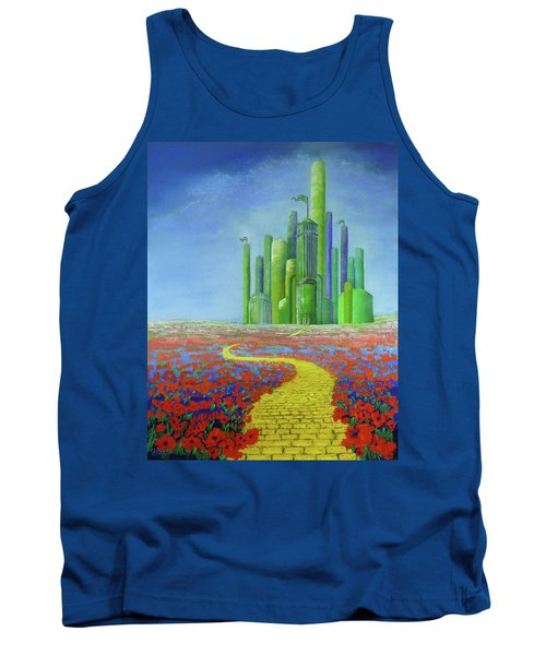 Interlude On The Journey Home Tank Top