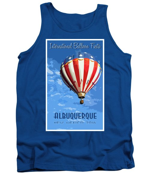 International Balloon Fiesta Tank Top