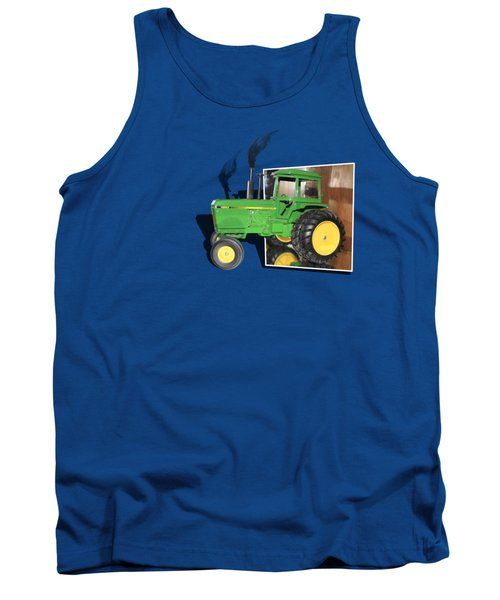 Tank Top featuring the photograph Into The Fields by Shane Bechler