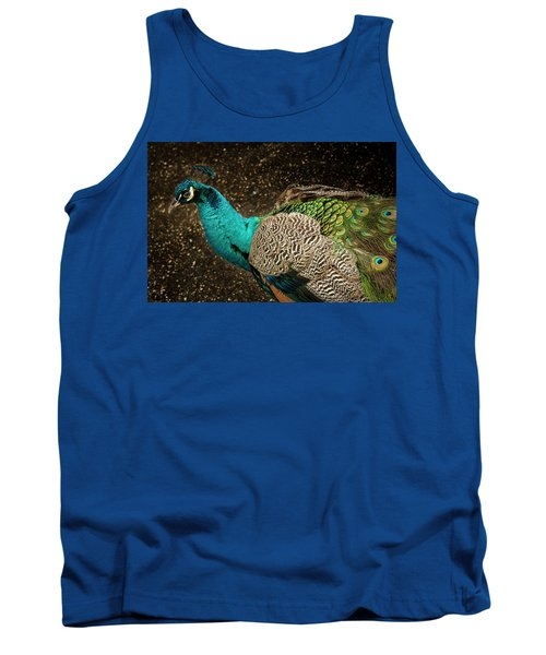 Tank Top featuring the photograph Is She Looking ? by Jean Noren