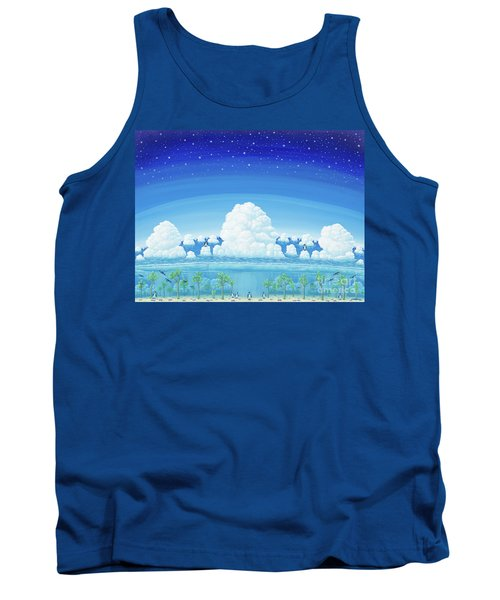 Islands Of Impermanence Tank Top