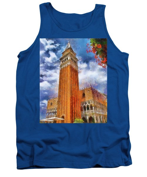 Italy In Florida Tank Top