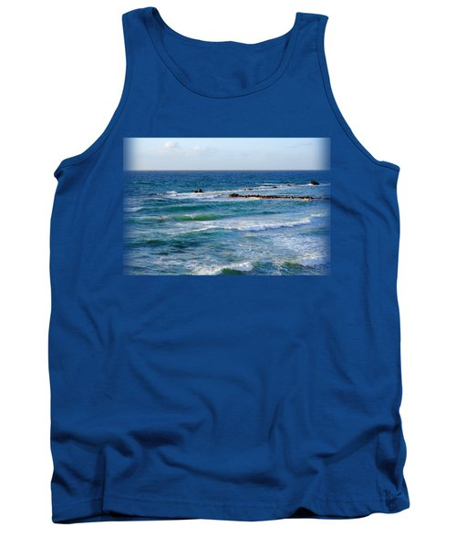 Jaffa Beach T-shirt Tank Top