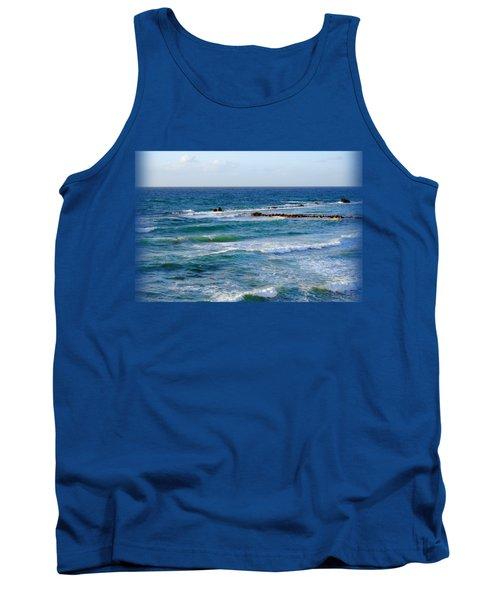 Jaffa Beach T-shirt Tank Top