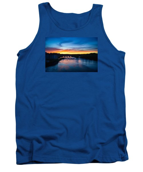 James River Sunset Tank Top