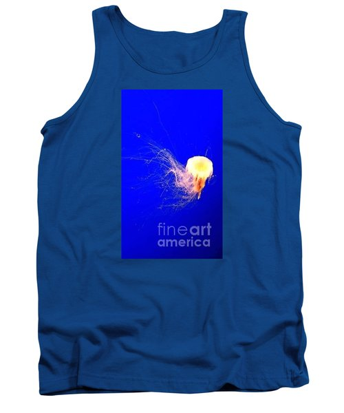Tank Top featuring the photograph Jelly'sdance by Vanessa Palomino