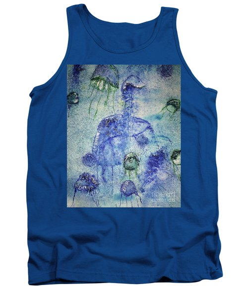 Jellyfish II Tank Top