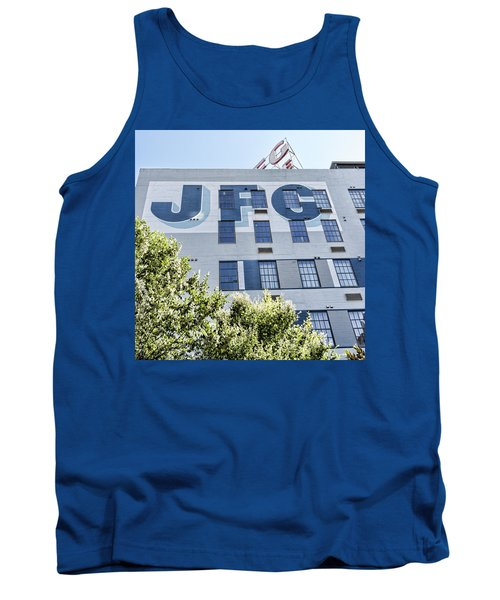Jfg Looking Up Tank Top